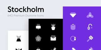 Stockholm icons pack by ikke.