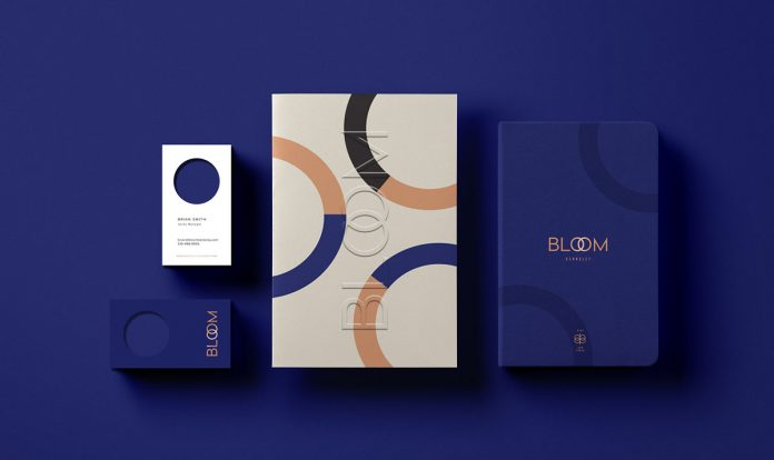 Graphic Design and Branding by Kati Forner for Bloom Berkeley