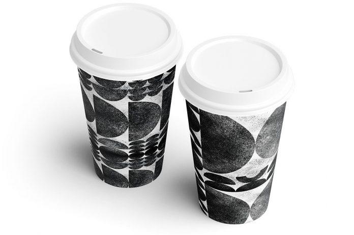 Textured grit patterns from Huebert World.
