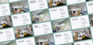GewoonGers branding by SuperBruut