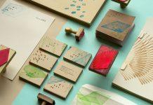 Handmade branding by Carlos Bauer for Diversa