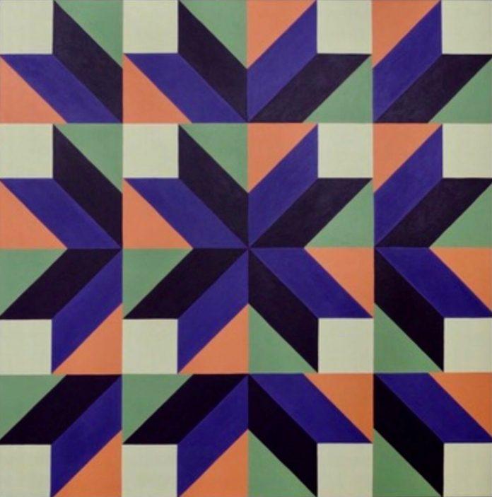 Mystery of Geometry #17 by Osvaldo Bacman-Agora Gallery