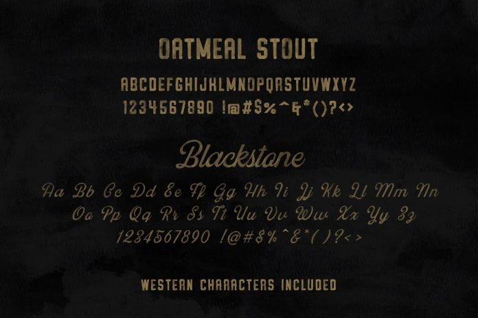 Vintage SVG Fonts and Logos from Hustle Supply Co.