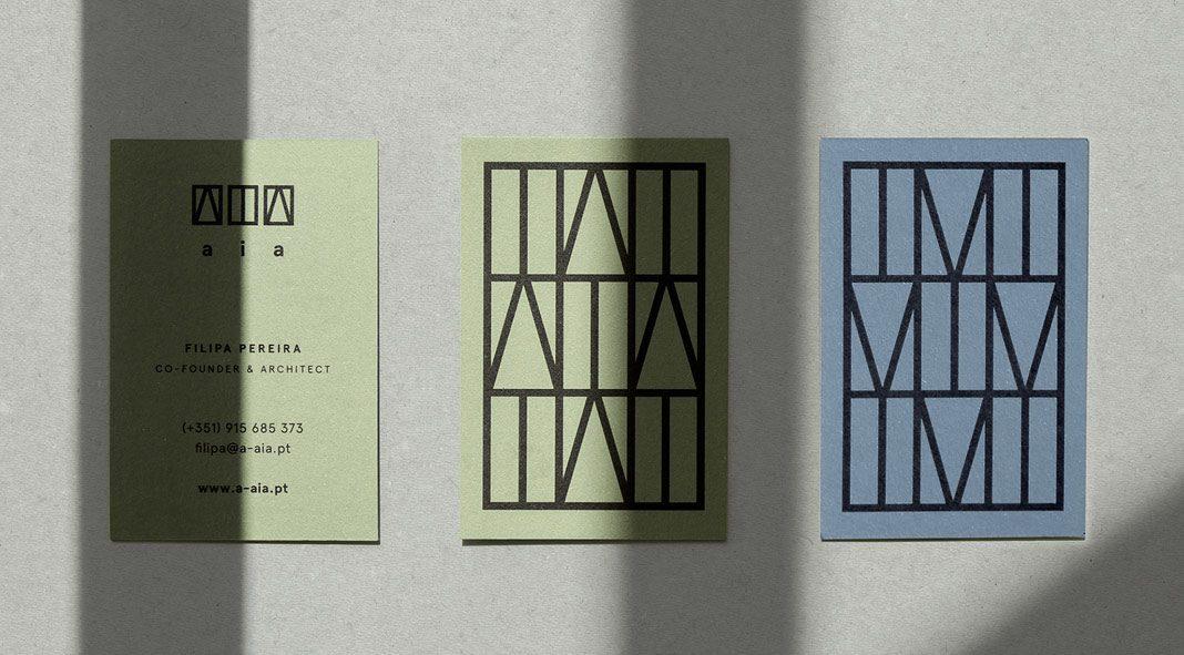 AIA branding by Love Street Studio