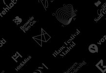Logos by graphic designer Quim Marin