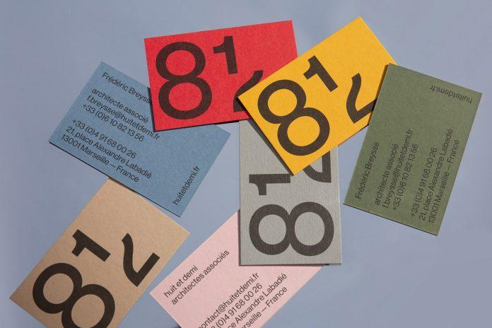 8 1/2—Graphic Design & Branding by Avant Post