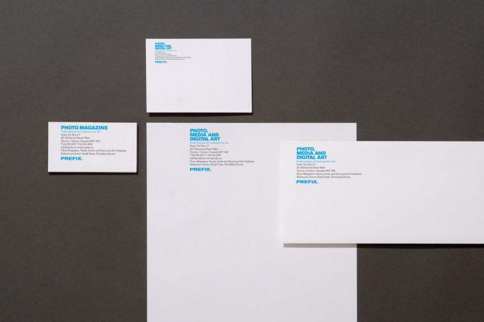 Prefix Institute of Contemporary Art—Rebranding by Underline Studio