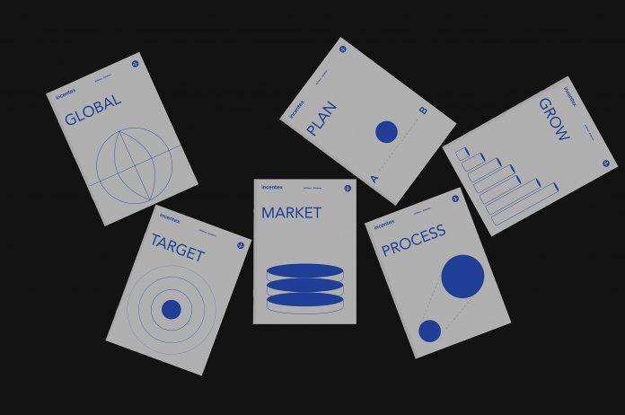 Modern and minimalist graphic design