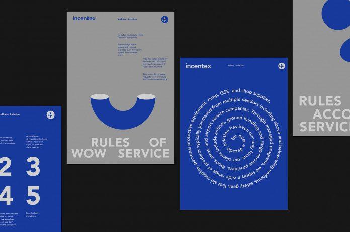 The prints speak a simple graphic language