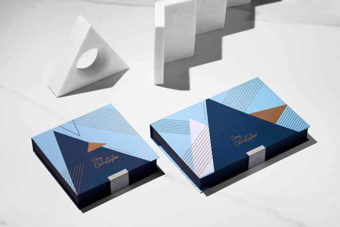 Chez Christophe Packaging Design by branding and graphic design studio Arithmetic