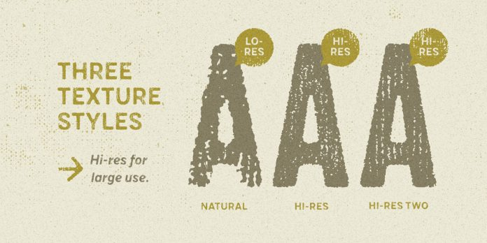Draft Natural font family by Yellow Design Studio.