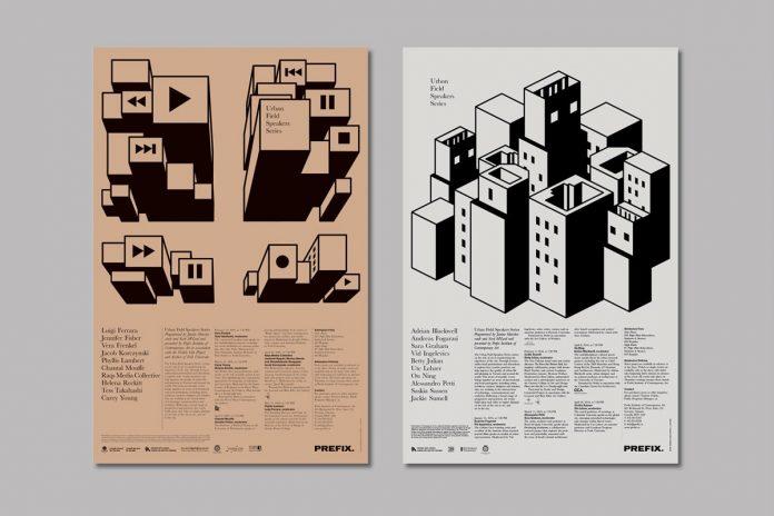 Prefix Institute of Contemporary Art - rebranding by Underline Studio