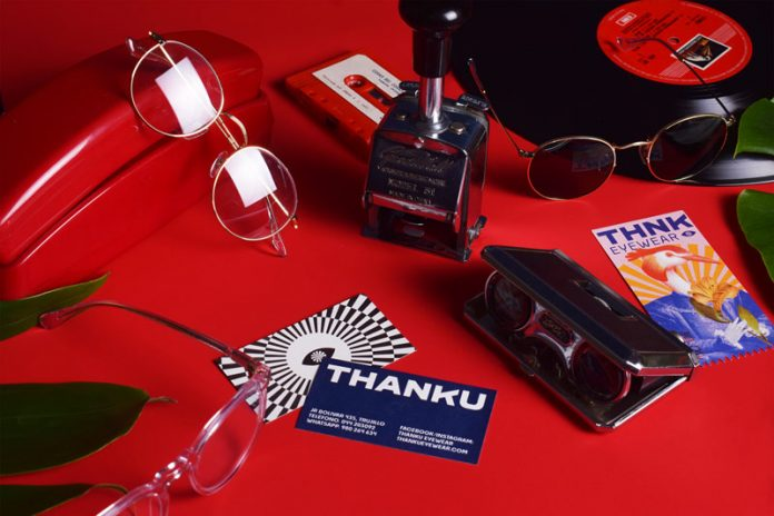 Thanku brand and packaging design by Alejandro Gavancho.