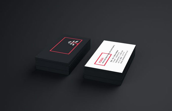 Cards by Philipp Doms for research group Ponsai