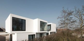 House DZ designed by the architects of Graux & Baeyens.