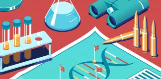 Isometric editorial illustrations by Coen Pohl