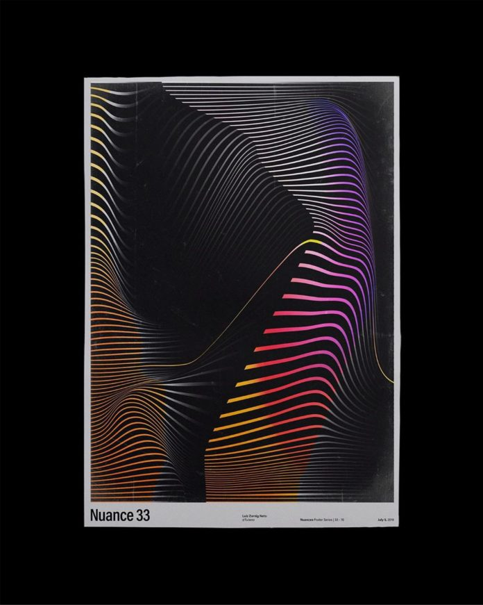 Nuance 33: graphic art by Tutano Design Studio.