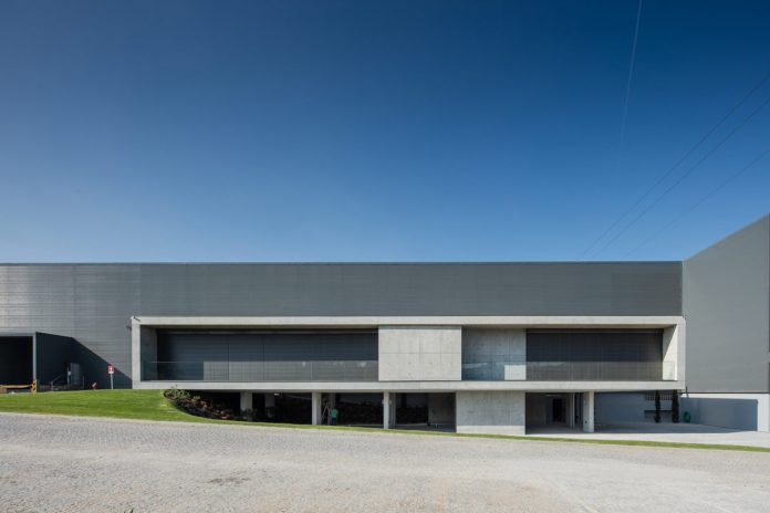FACOL offices in Guimaraes designed by architecture firm Ana Coelho.