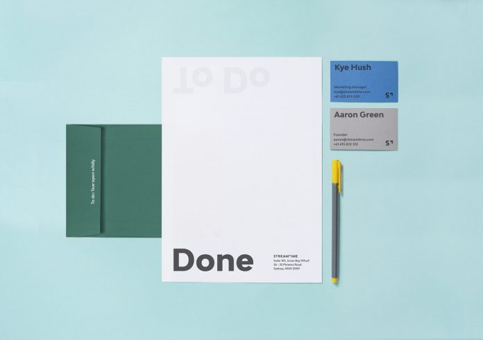 Stationery design by For The People