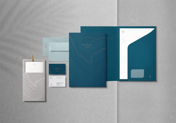 The Bayview Ascent branding by Spectra