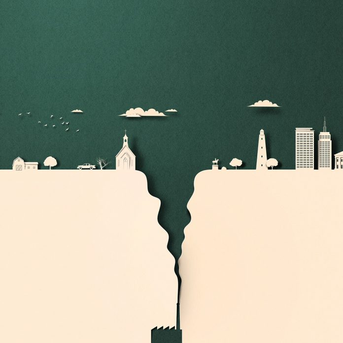 Illustration by Eiko Ojala based on the topic of Climate Changed