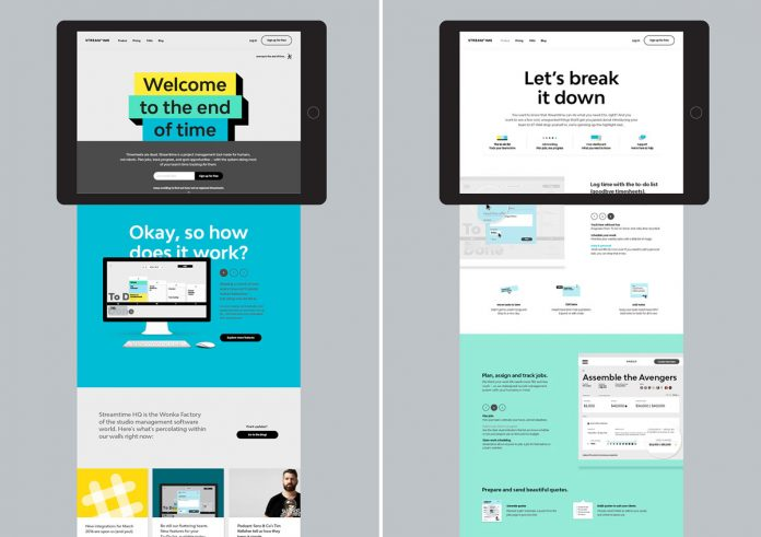 Web design by For The People