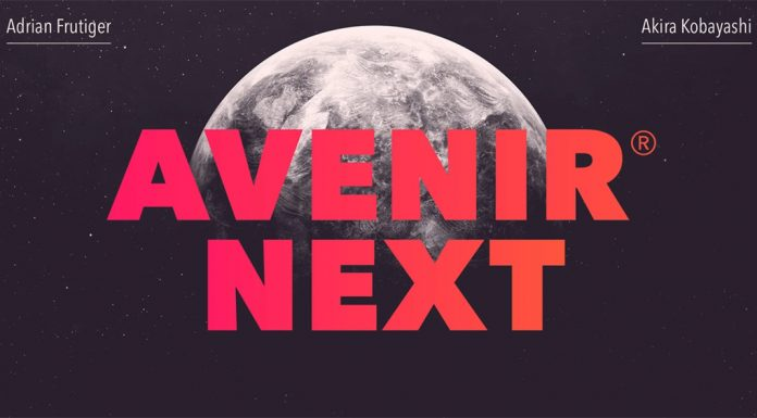 Avenir Next from Linotype