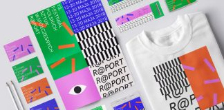 Contemporary arts festival - identity concept by Alkemia Studio