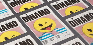 DÍNAMO publication—editorial design and illustration by Rubio & del Amo