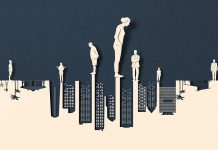 Illustrations by Eiko Ojala based on the topic of Climate Changed
