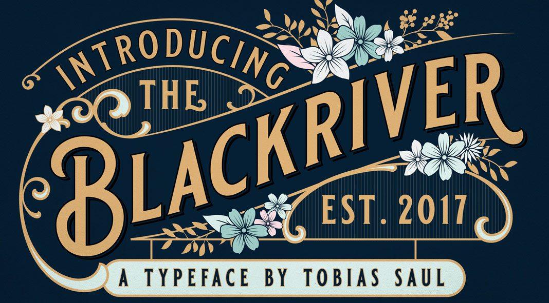 The Vintage Fonts Bundle by Tobias Saul.