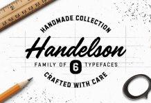 Handelson fonts
