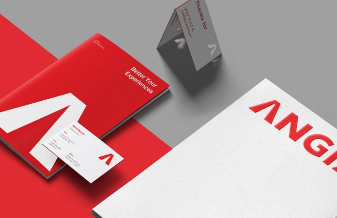 ANGIA Graphic Design & Branding Case Study by Bratus