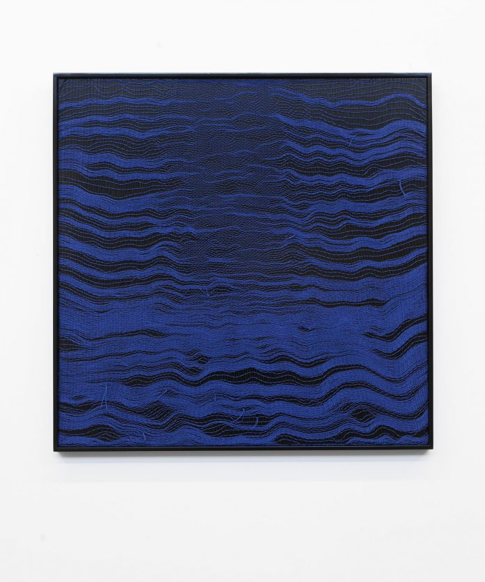 Mimi Jung, Blue Waves 1