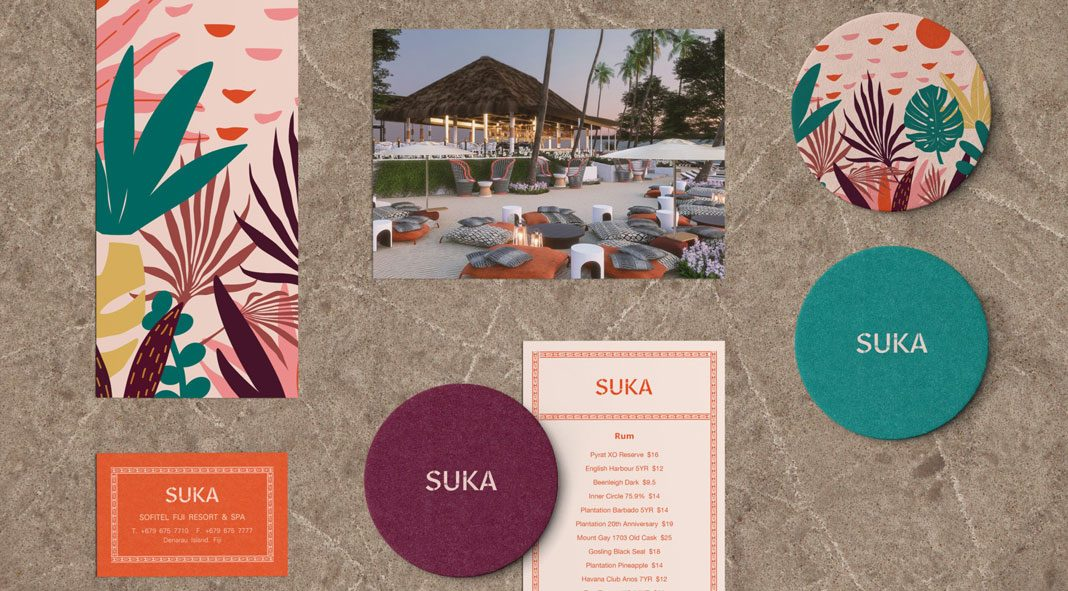 Suka branding by marketing and design consultancy Yes Open.