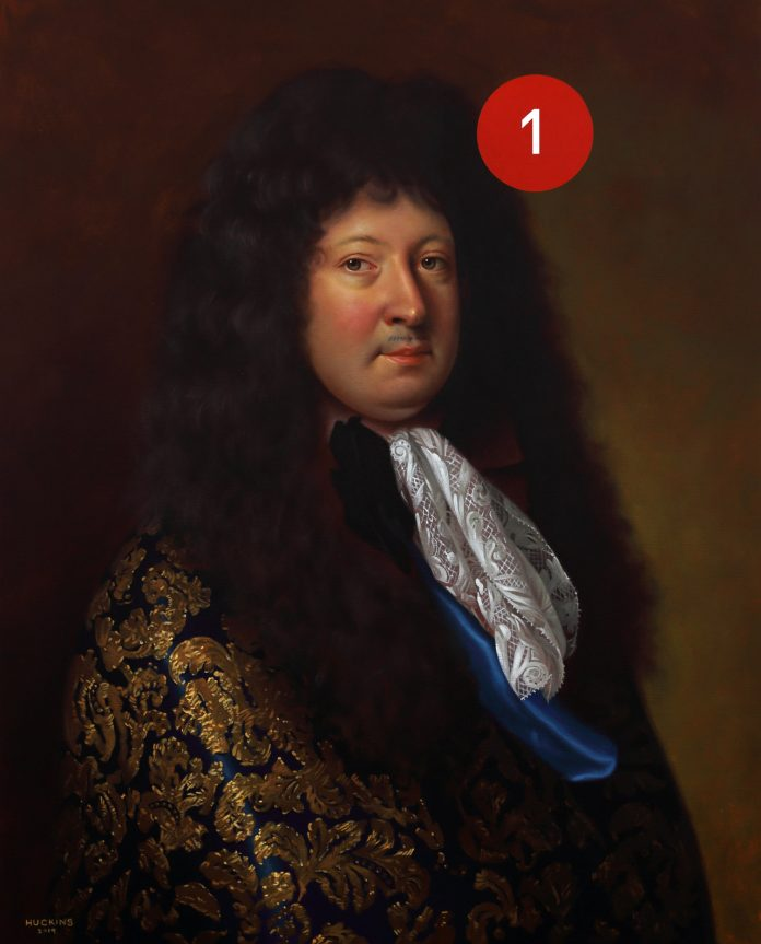 Friedrich Baron von Knabenau, Panic Seven (Red Notification Icon)