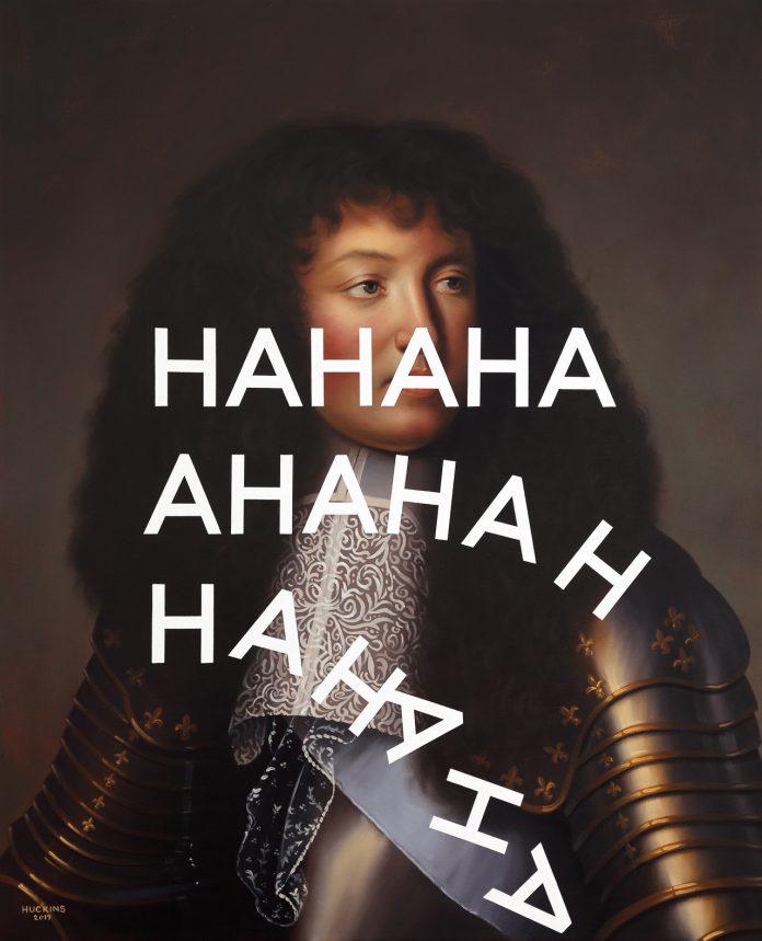 Louis XIV, Flaccid Laughter