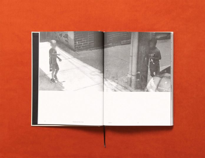Dreams of New York coffee table book and website by Forth + Back.
