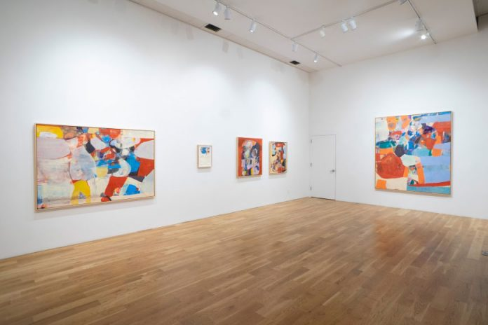 Installation view of Robert Szot: Then Again, Who Does? Photo Credit: Jon-Paul Rodriguez