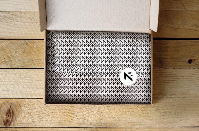 Transforma logo icon pattern tissue paper