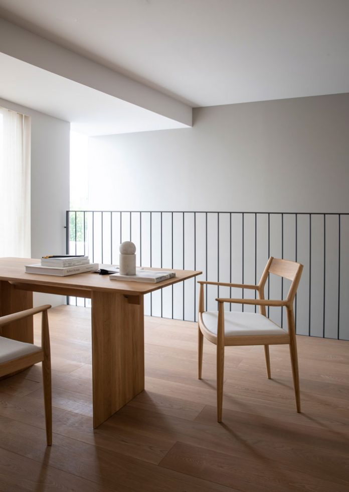 Kinuta Terrace, an architectural and interior design project by Keiji Ashizawa and Norm Architects with furniture from Karimoku Case Study