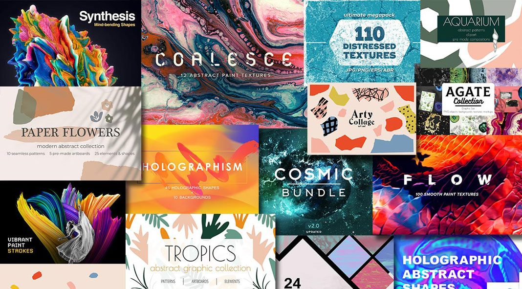 Abstract Graphics Bundle