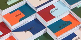 Enclume re-branding and graphic design by Demande Spéciale