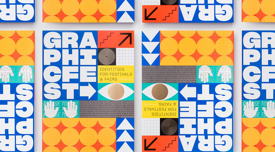 Graphic Fest: Spot-on Identity for Festivals and Fairs, a graphic design book by Viction:ary