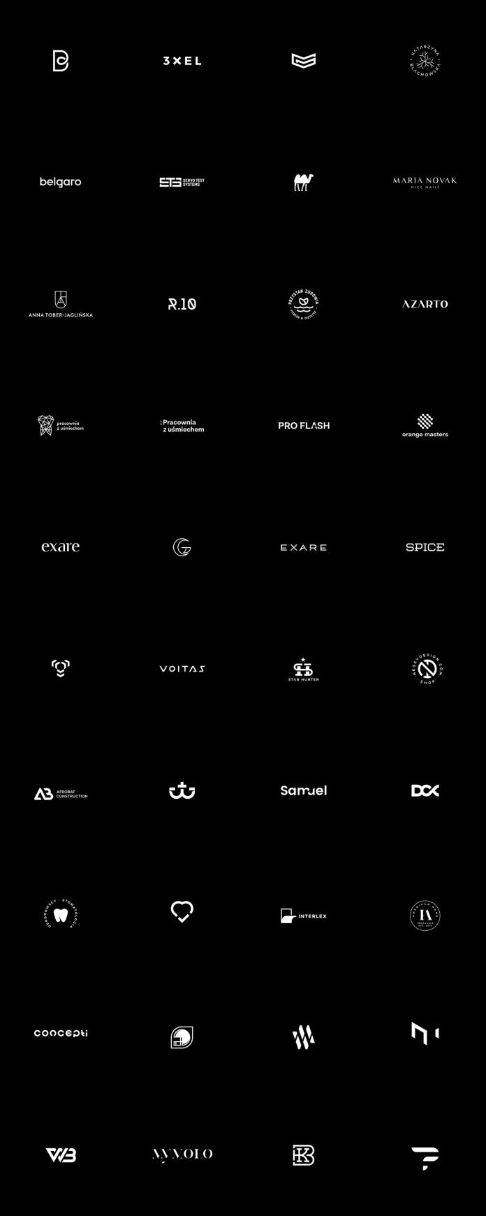 Logo Design Collection by Łukasz Kokosiński