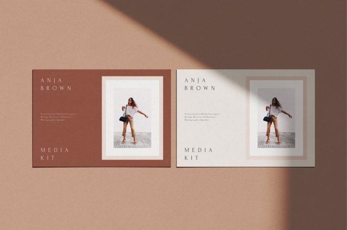 Media Press Kit by Studio Standard