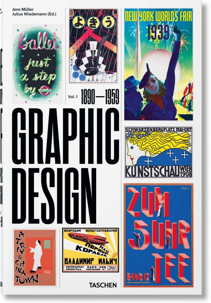 The History of Graphic Design Vol. 1 (1890–1959)