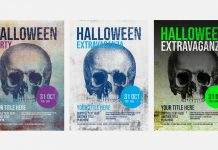 10 Best Halloween Design Templates on Adobe Stock