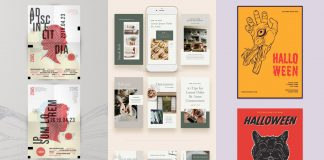10 Free Adobe Stock Illustrator Templates