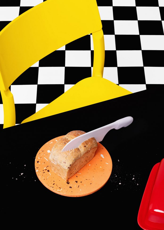 British Food Misunderstood, a photographic project by Ilka & Franz.